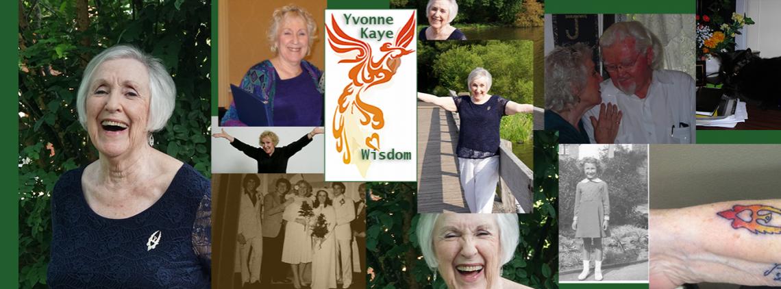 Yvonne Kaye Wisdom